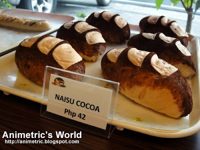 Naisu Cocoa at Taibun Bakery and Coffee Shop