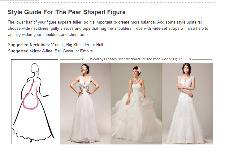 Wedding Gown STYLE GUIDE