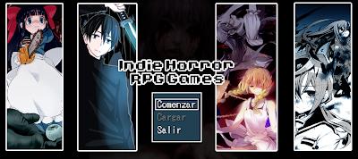 Indie Horror RPG Games