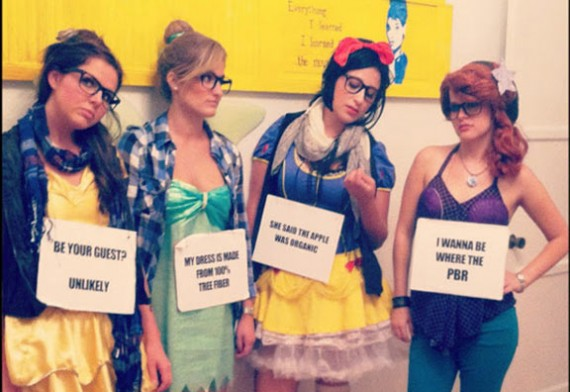 Funny diy Halloween 2015 costume