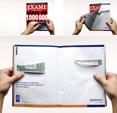 SulAmerica Health Insurance Magazine Ad