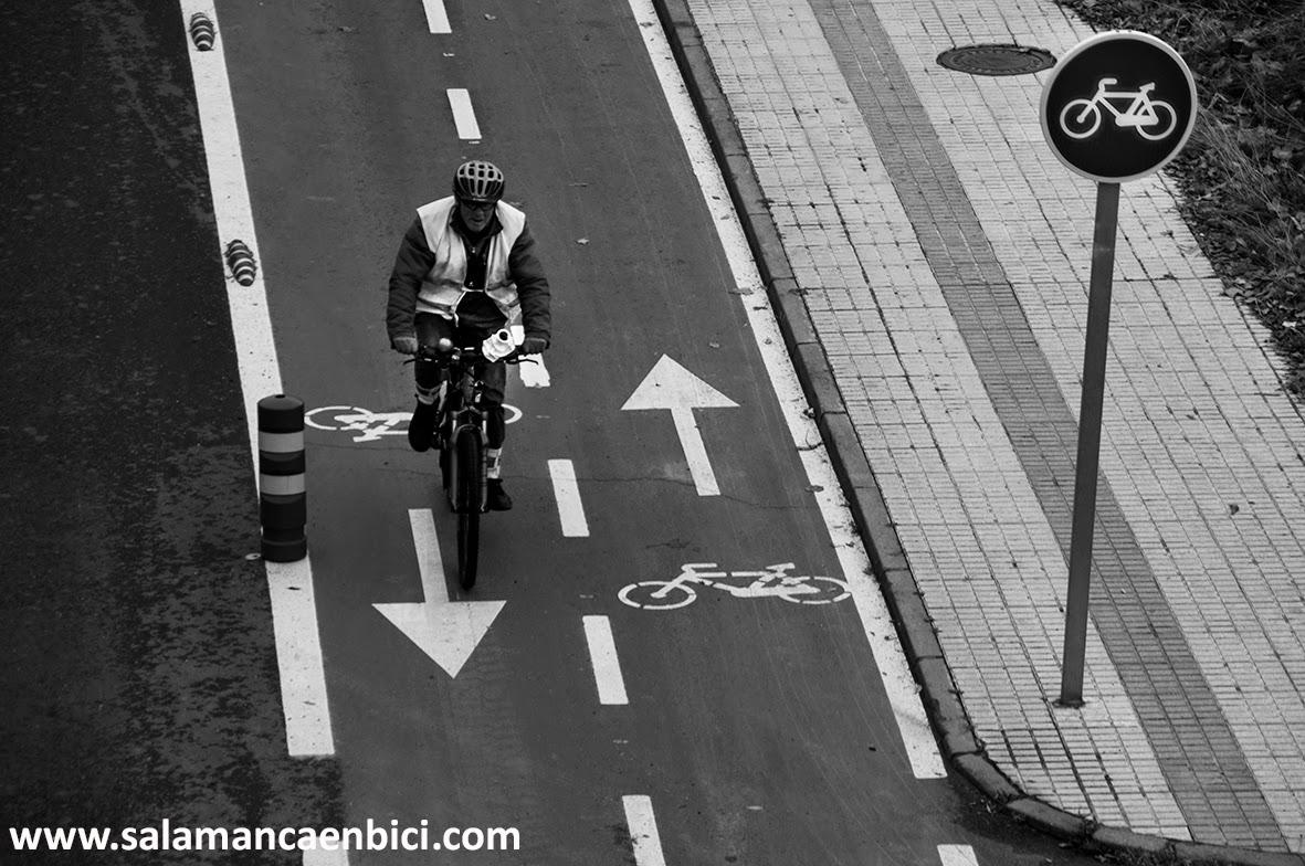 carril bici salamanca