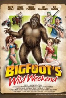 Dấu Chân Dã Nhân - Bigfoot&#39s Wild Weekend