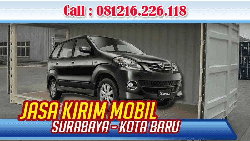 Jasa Pengiriman Mobil Surabaya Kota Baru
