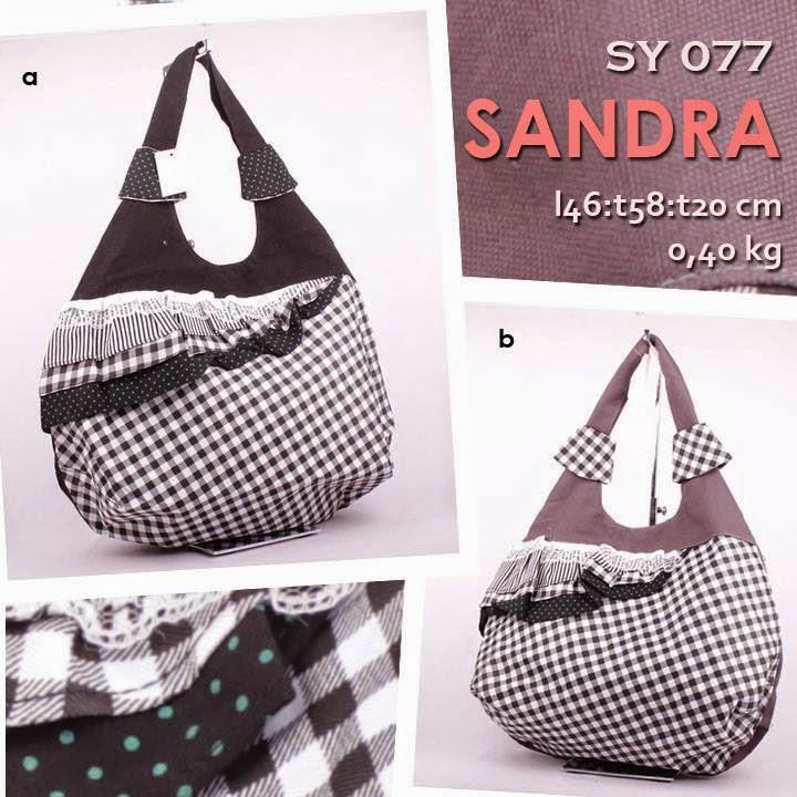 jual online handbag kanvas cantik untuk wanita