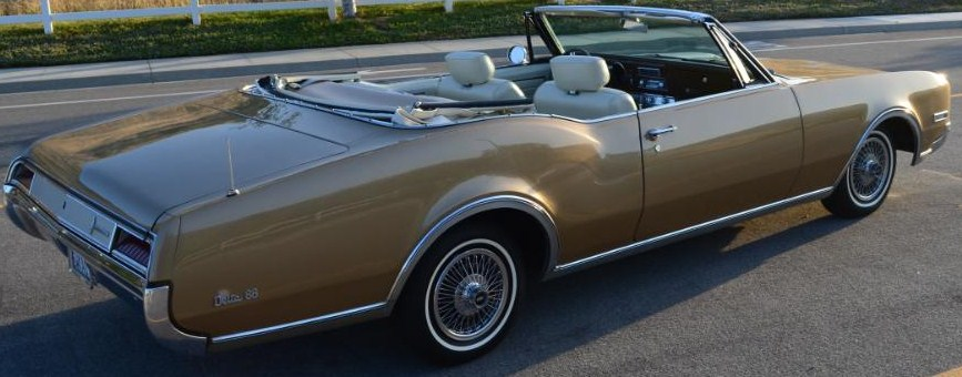 Download image 1967 Oldsmobile Delta 88 Convertible PC, Android