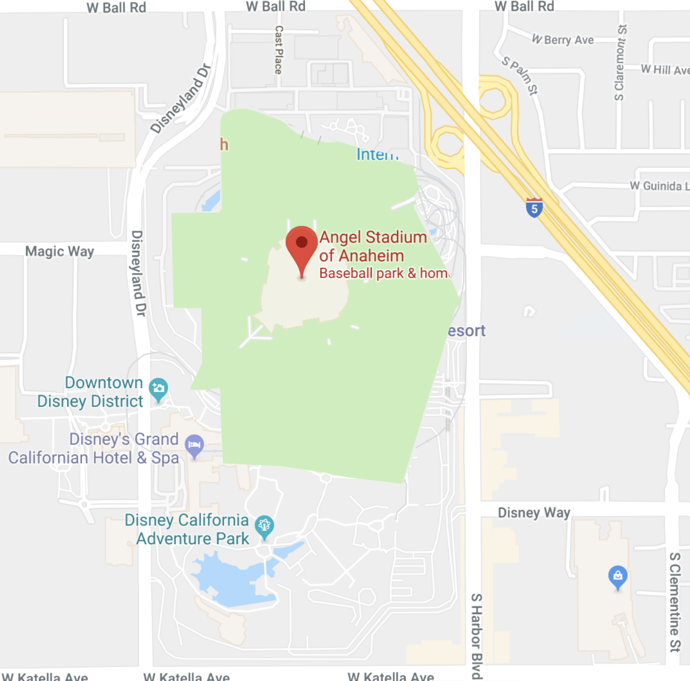 so will disney buy the angel stadium land and build on it its third theme park in anaheim i wouldn t bet on it at 100 but i think my d m reader has