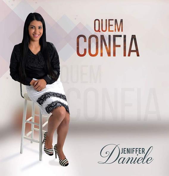 Nítido na produção musical da cantora Jeniffer Daniele