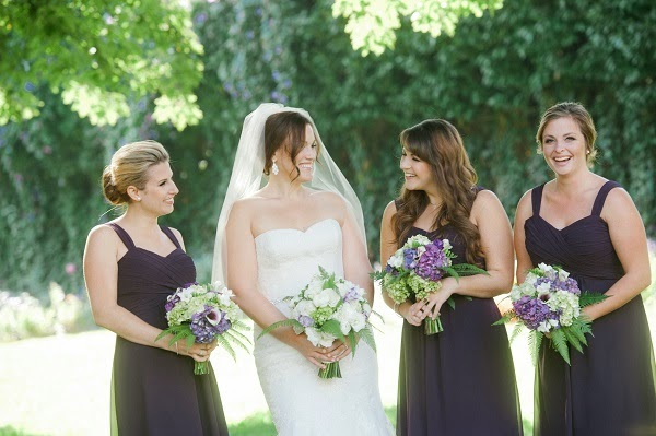 Bridal Party Sacramento