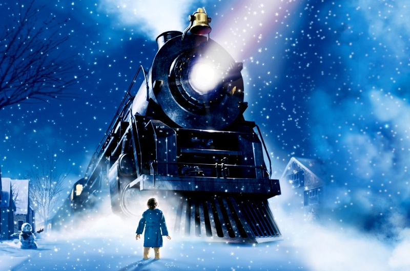 The Polar Express Gambar Kartun 1
