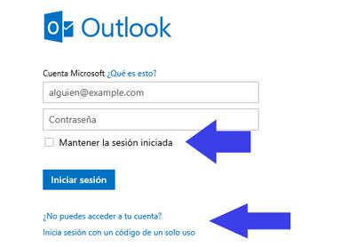 Como iniciar sesion en Outlook sin Problemas