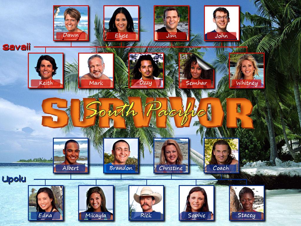 Survivor Season 29 Cast Members