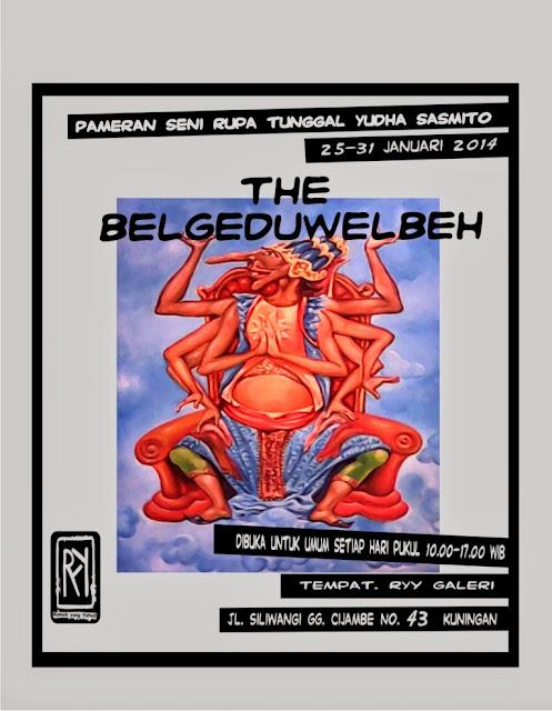 Pameran Seni Rupa: The Belgeduwelbeh