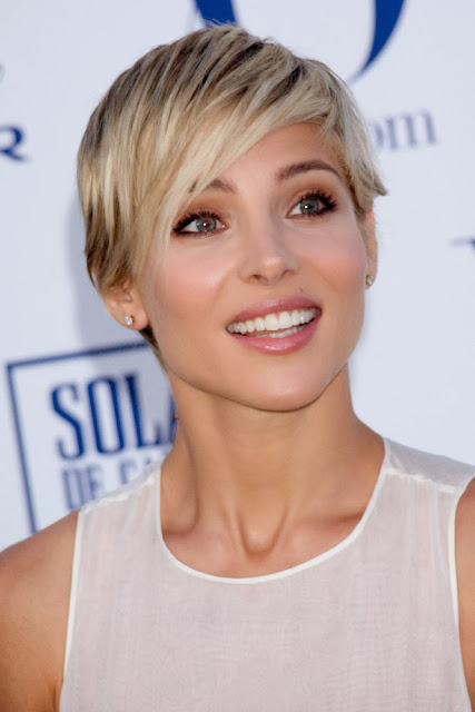 S Short Hairstyles   Edgy Women S Short Haircuts