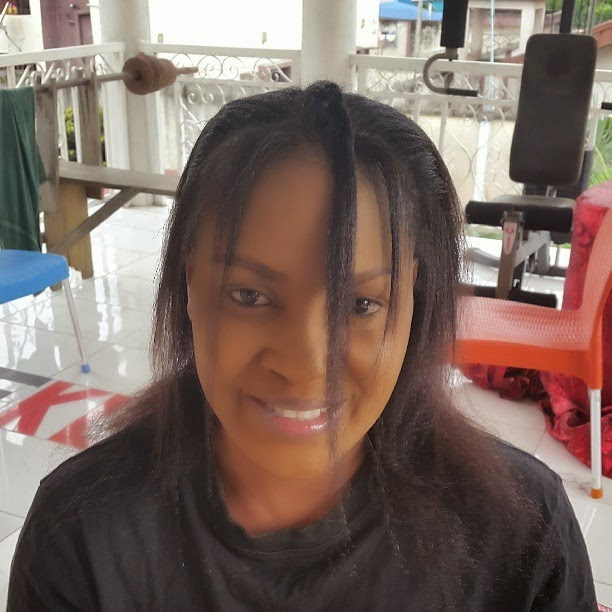 Kevin Djakpor's Blog: Photos: Muma Gee Shows Off Her Natural Hair For