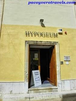 Como llegar a Hypogeum Hal Saflieni Malta