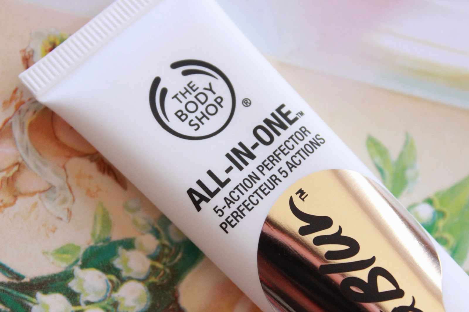 review ervaring the body shop all-in-one 5 action perfector instablur