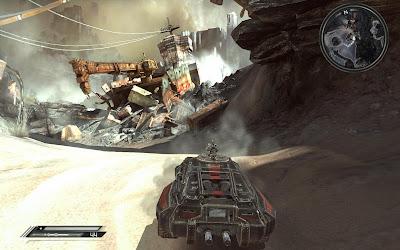скриншот из игры Rage