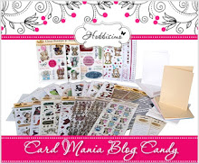 Blog Candy Giveaway @ Card Mania