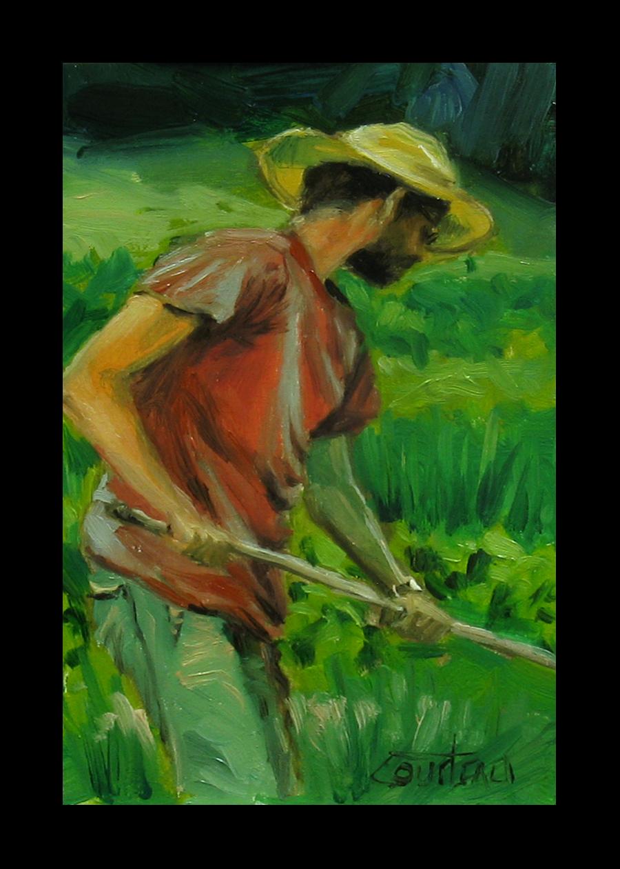 Peinture d lires et autres n cessit s le jardinier for Le jardinier