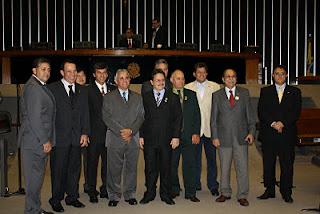 HOMENAGEM AO ROTARY CLUB UBERLÂNDIA SUL - CÂMARA DOS DEPUTADOS