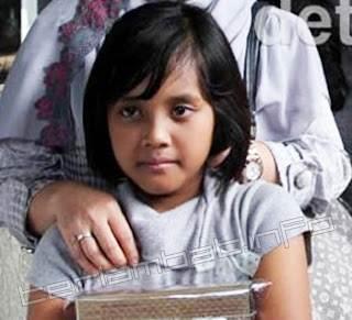 Siti Nurjanah Anak Muzdalifah Nazar KDI Diculik