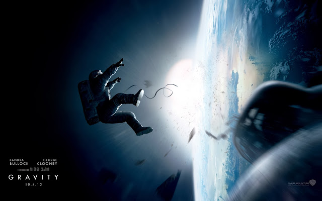 Gravity 2013 Movie