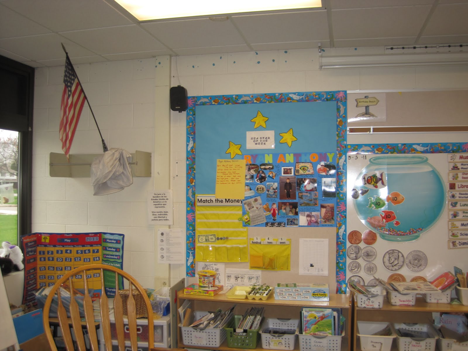 Classroom Ideas Primary ~ Primary classrooms are oceans of fun beach themed