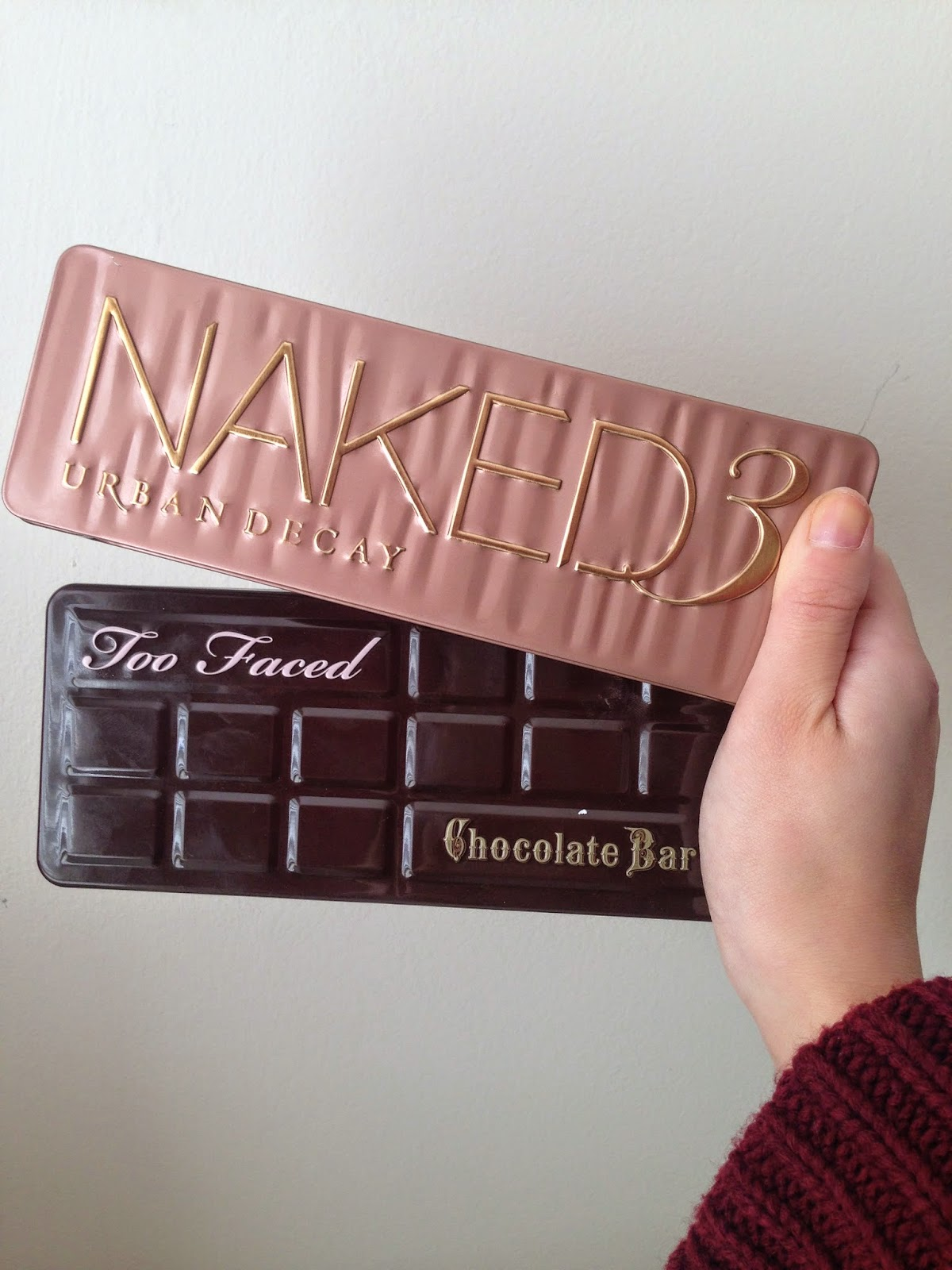 WARPAINT and Unicorns: Too Faced Chocolate Bar and Semi