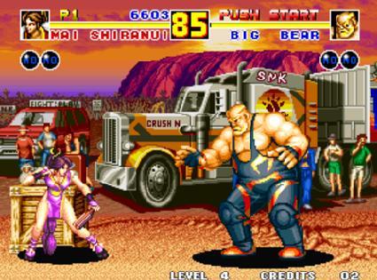 Fatal Fury 2 Portable (Arcade)