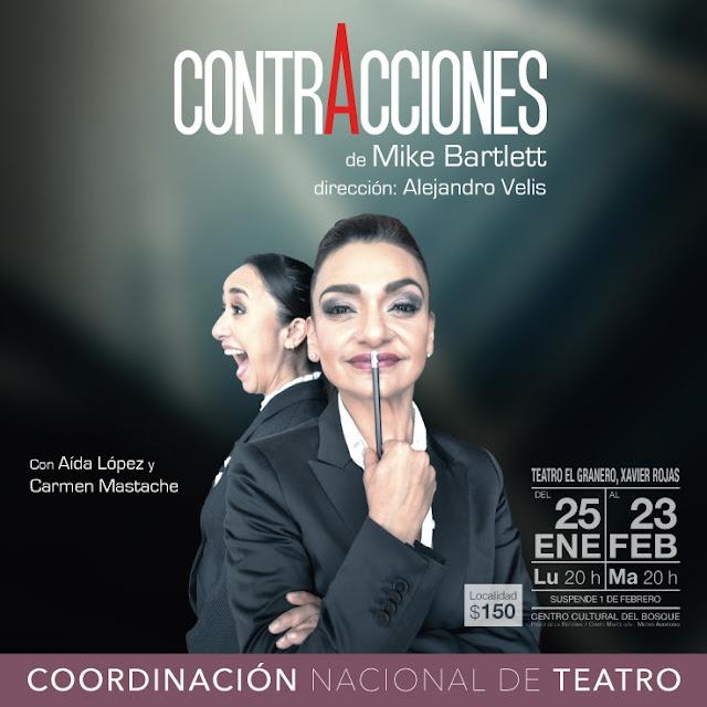 """Nueva temporada de """"ContrAcciones"""" en el Teatro El Granero"""