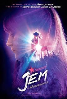 Jem y los hologramas (2015) Online
