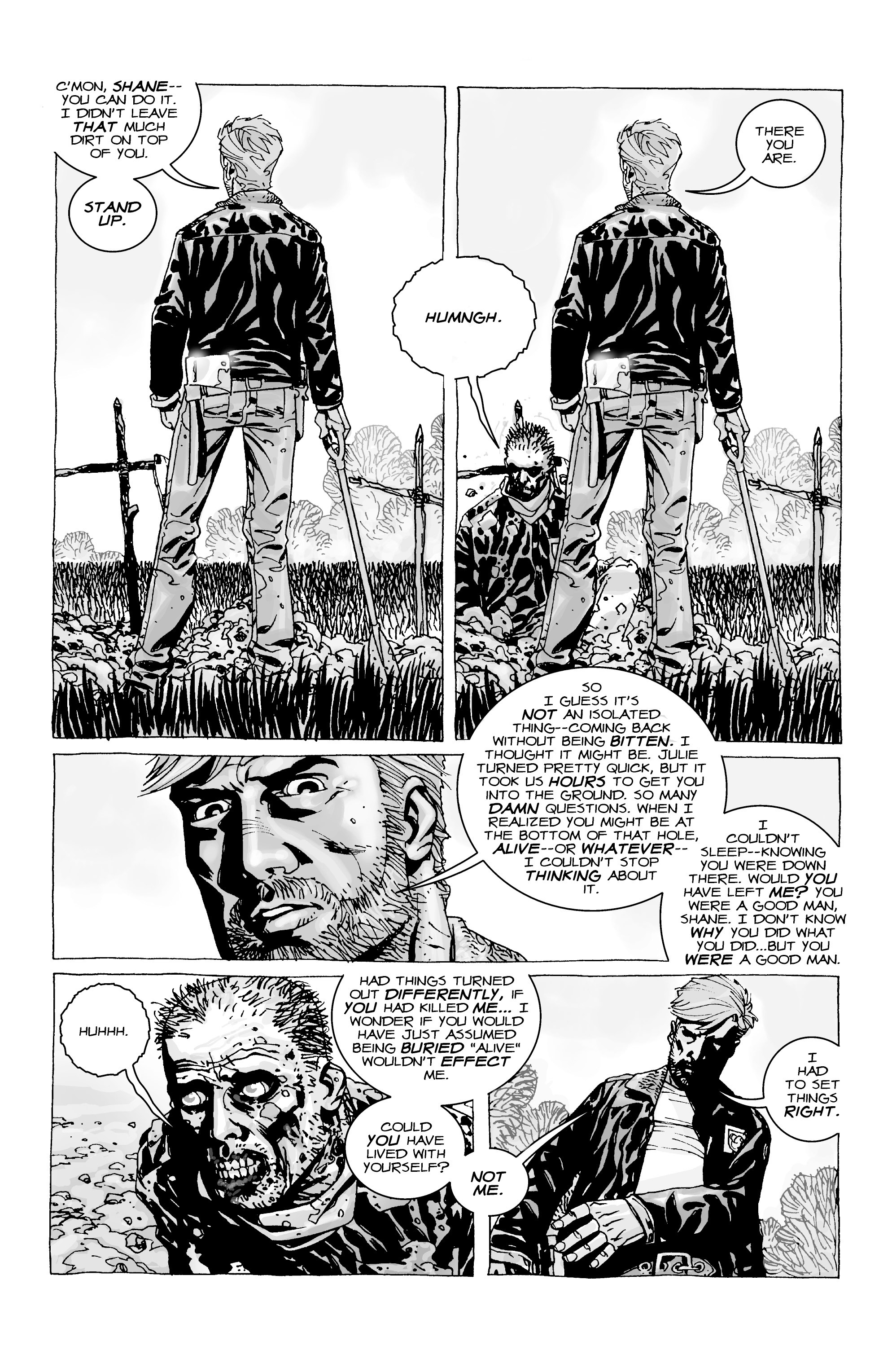 The Walking Dead Issue #15 Page 21