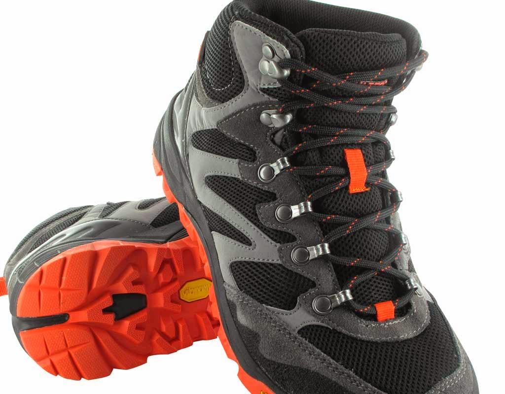 Sepatu Gunung Hi-Tec Vibram