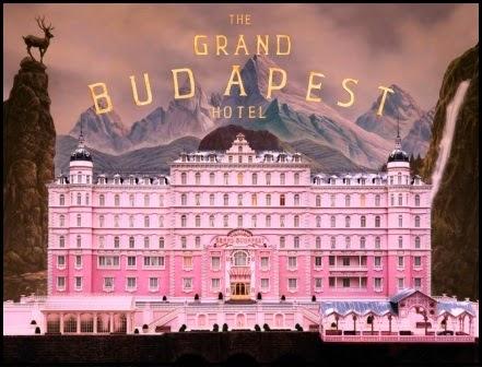El Gran Hotel Budapest, de Wes Anderson