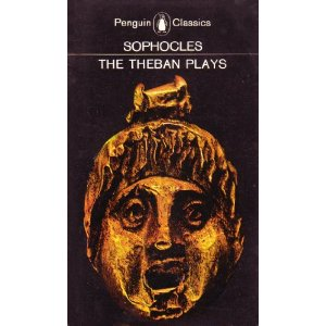 theban plays The timeless theban tragedies of sophocles—oedipus the tyrant, oedipus at colonus, and antigone—have fascinated and moved audiences and readers across the ages with their haunting plots and their unforgettable heroes and heroines now, following the best texts faithfully, and translating the key .