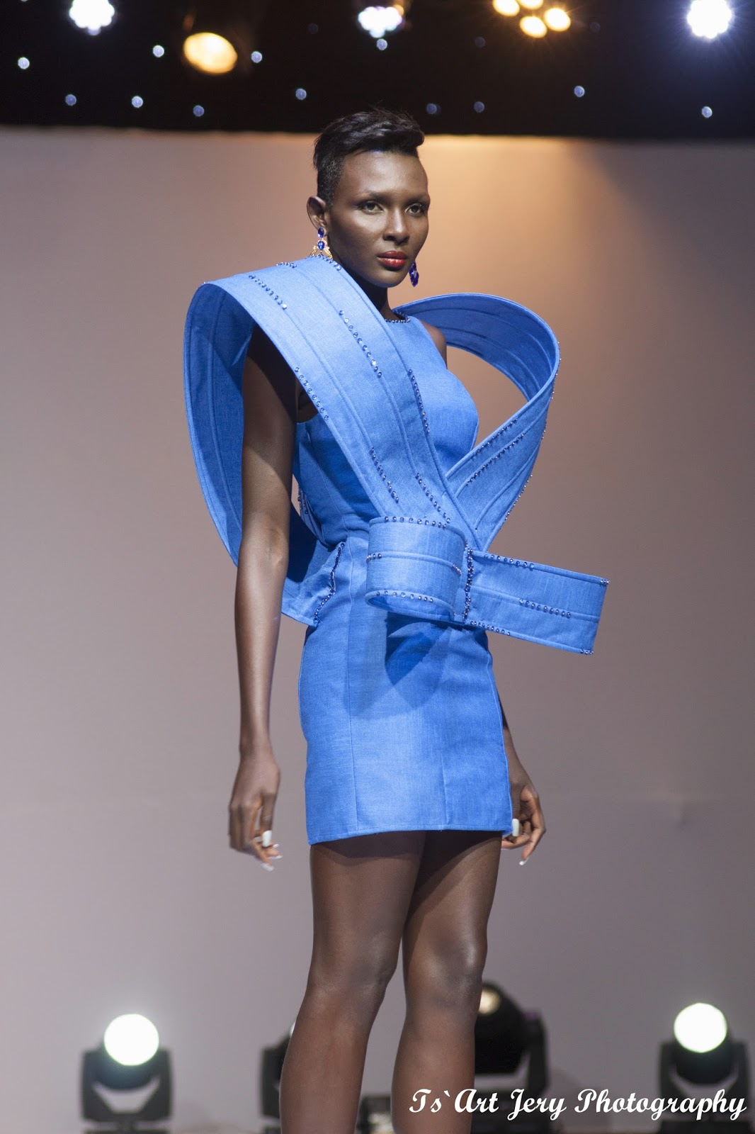 Martial Tapolo, Afrik Fashion 10