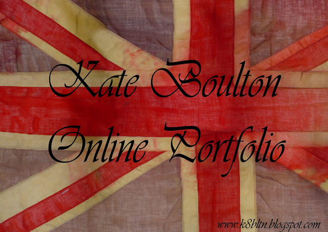 Kate Boulton Portfolio.