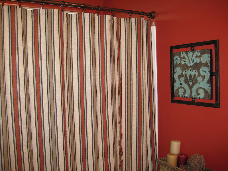 TDA decorating and design: My Own Handmade Shower Curtains title=
