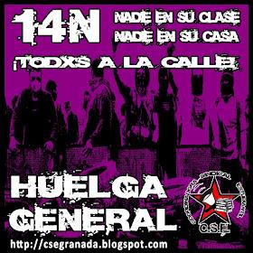Huelga General 14-N