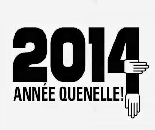 2014 sera l'année de la quenelle - DIEUDONNÉ