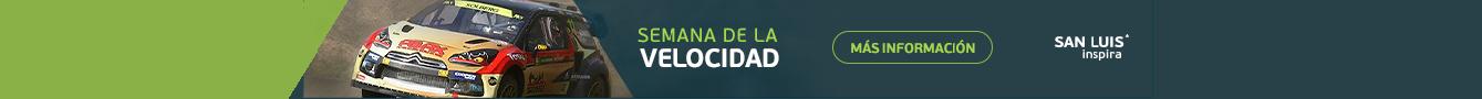 SEMANA DE LA VELOCIDAD EN SAN LUIS