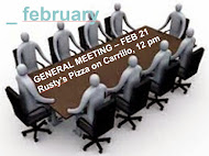 COMING UP - General Meeting