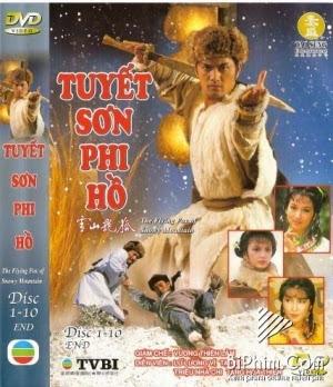 Phim Tuyết Sơn Phi Hồ – 1985
