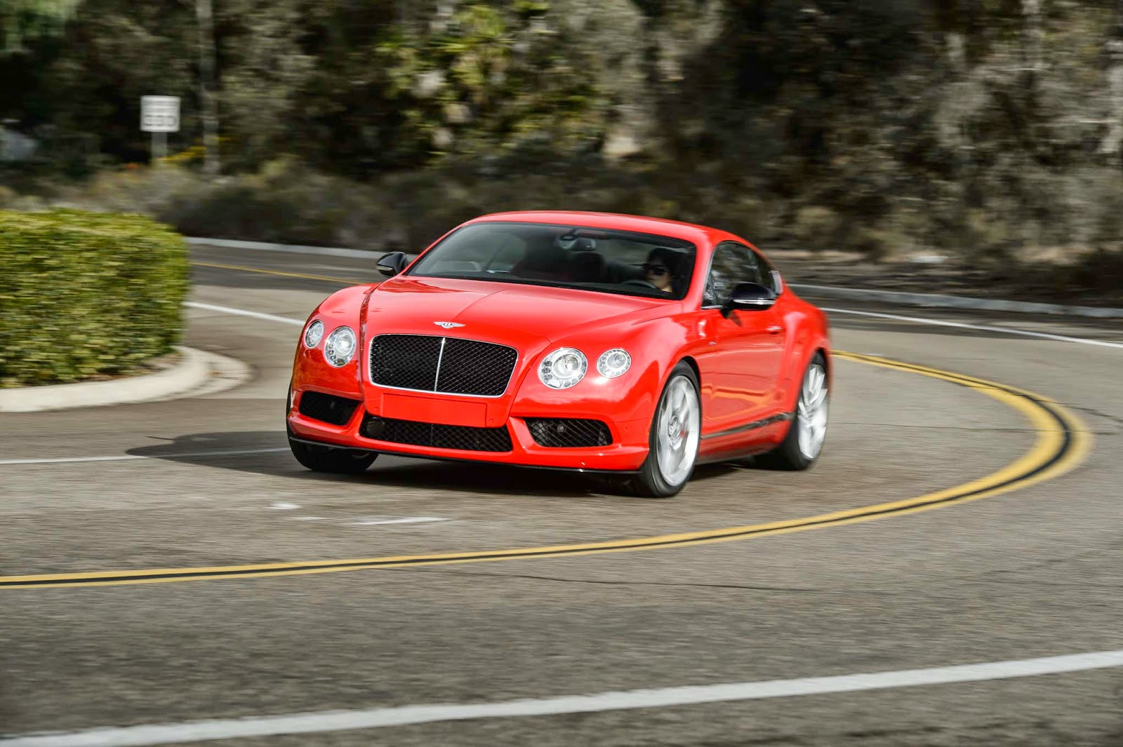 2014 Bentley Continental GT Wallpaper