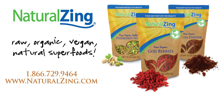 Natural Zing Official Blog