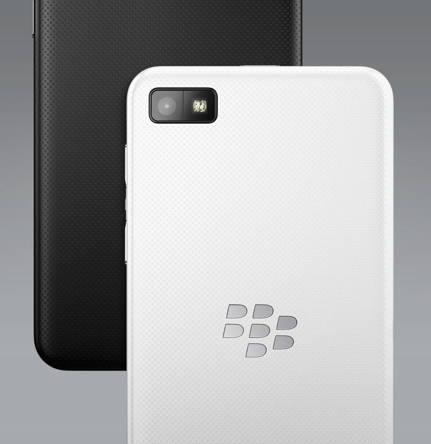BlackBerry Z10 - BlackBerry OS 10