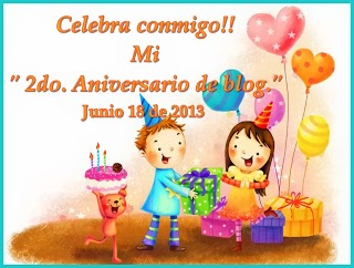 CUMPLE BLOG DE TAMMY