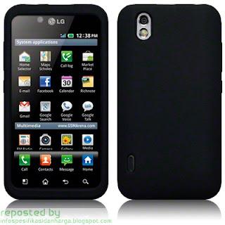 Harga LG Optimus Black P970 Hp Terbaru 2012