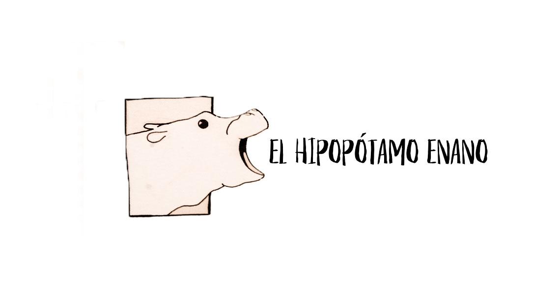 El hipopótamo enano